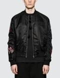 McQ Alexander McQueen Badge MA1 Jacket Picture
