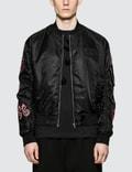 McQ Alexander McQueen Badge MA1 Jacket Picutre
