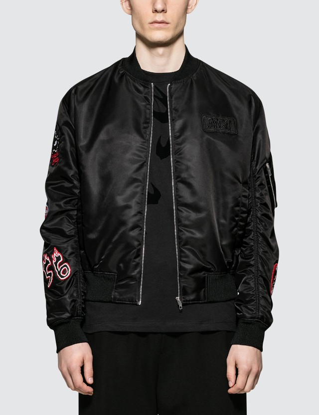 McQ Alexander McQueen Badge MA1 Jacket