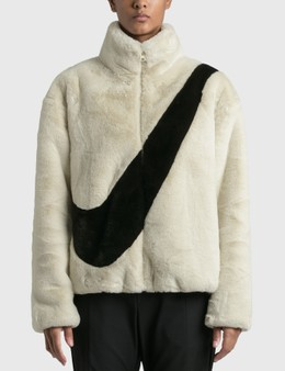 Nike Nike Faux Fur Jacket