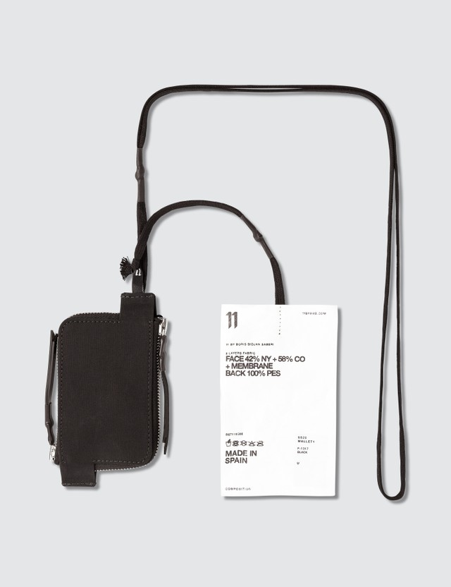 11 By Boris Bidjan Saberi 11 Wallet