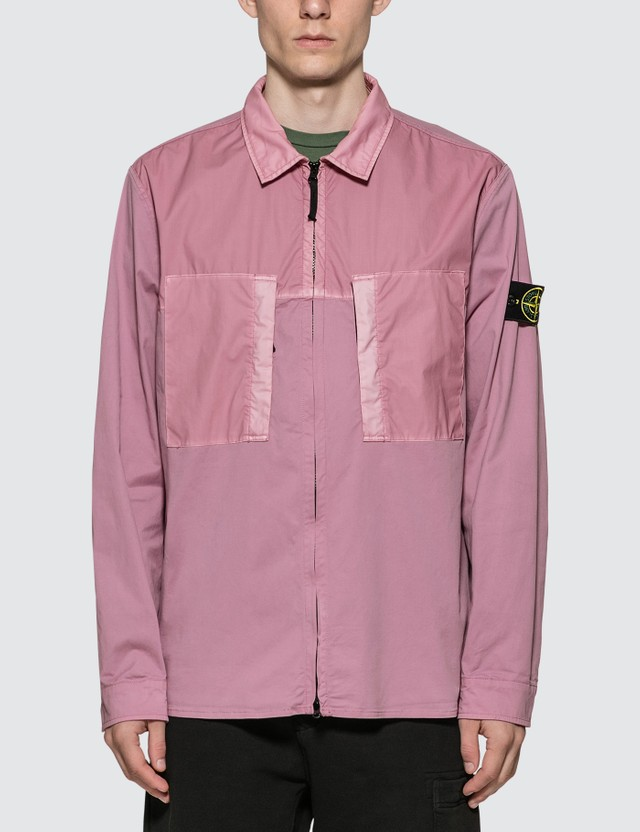 Stone Island Full Zip Overshirt