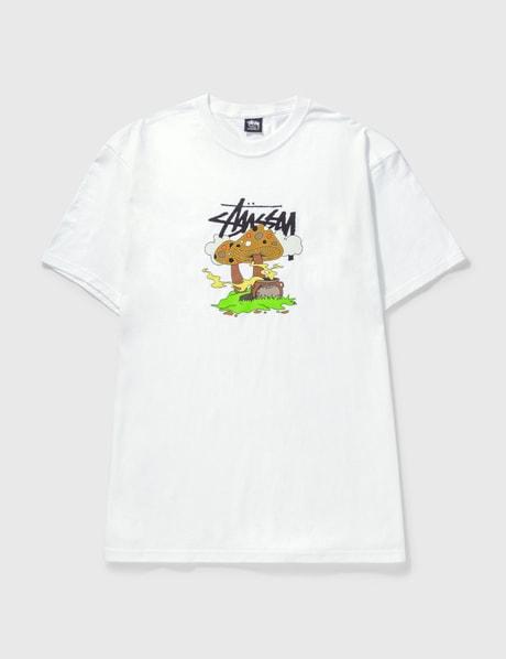 스투시 Stussy Somethings Cookin T-shirt