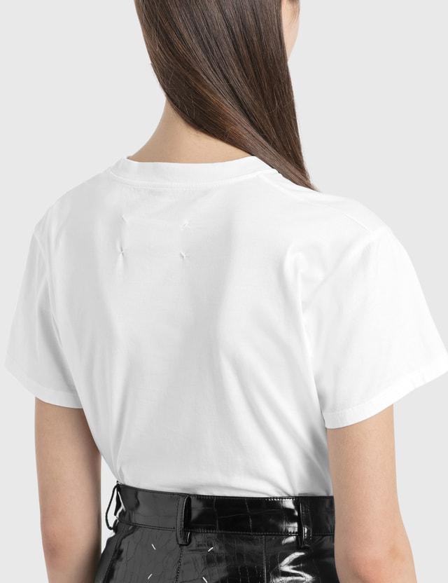 Maison Margiela Logo Graphic Print T-Shirt