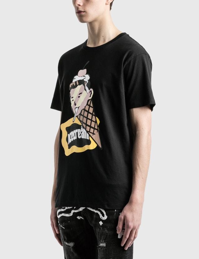 Icecream Flag T-Shirt Black Men