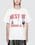 MM6 Maison Margiela Best Of Margiela Short Sleeve T-Shirt Picture