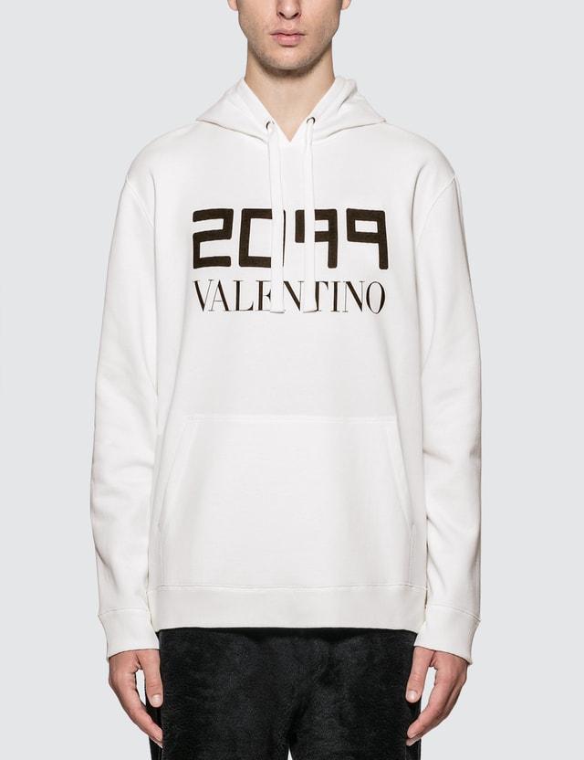 Valentino 2099 Logo Hoodie