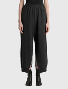 MM6 Maison Margiela Split Sweatpants