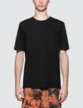 Helmut Lang Band Seam S/S T-Shirt