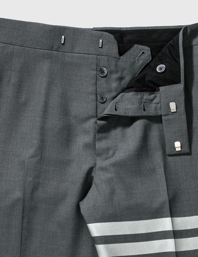 Thom Browne Classic Backstrap Trouser Med Grey Men
