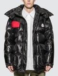 Moncler Genius Moncler Genius x Fragment Design 7 Moncler Fragment Hiroshi Fujiwara Nieuport Down Jacket Picture