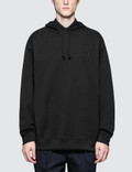 Acne Studios Farrin Face Hoodie Picture