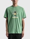 Thisisneverthat Goodman T-shirt Green Men