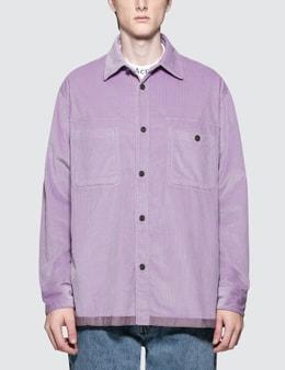 Acne Studios Sigurd W Cord Shirt