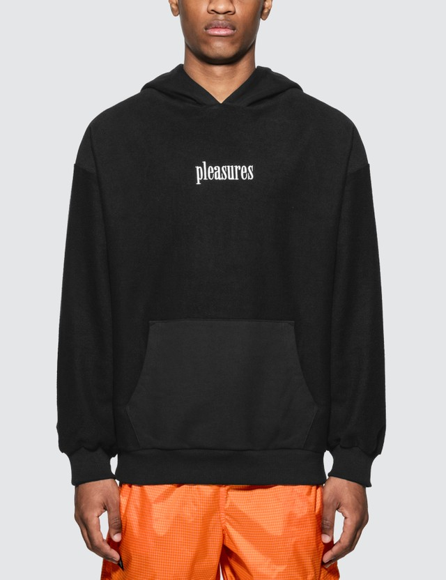 Pleasures Logic Reverse Terry Hoodie