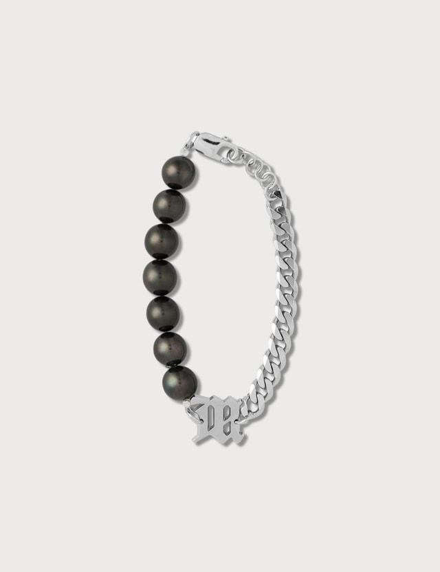 Misbhv M Black Pearl Bracelet