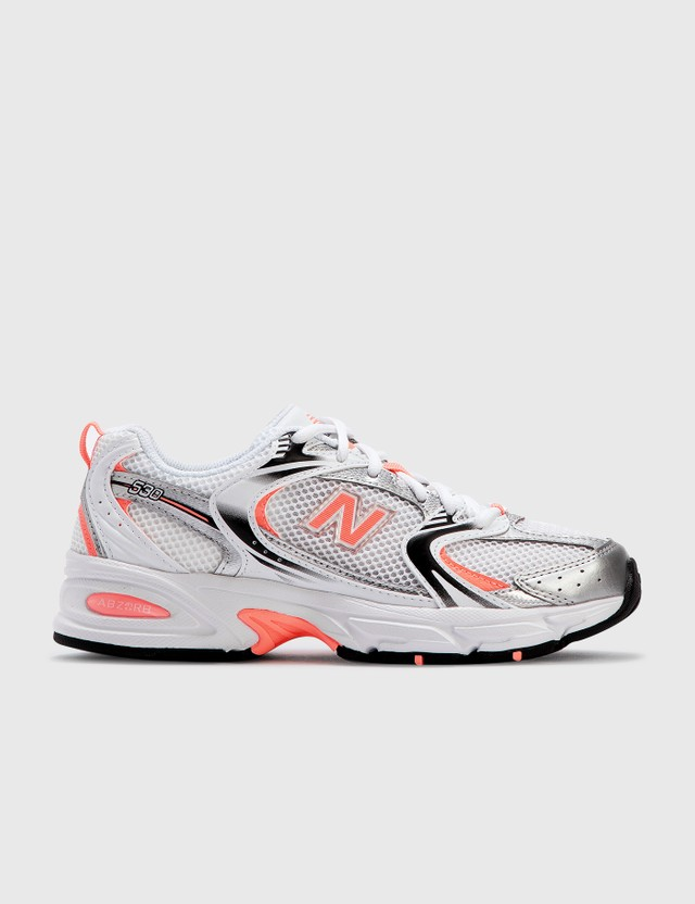 New Balance 530 White/pink Women