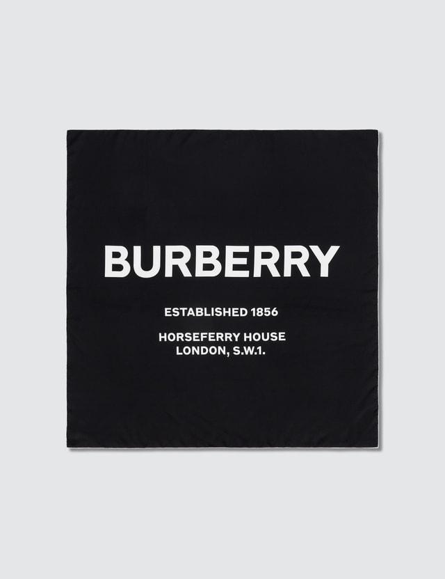 Burberry Burberry Horseferry Scarf