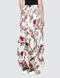 Alexander McQueen Floral Skirt