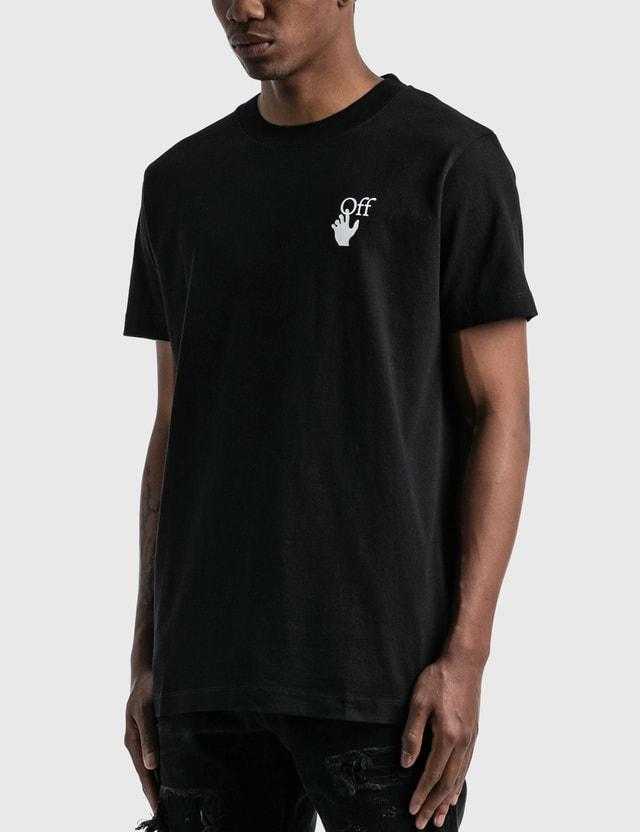 Off-White Marker Slim T-shirt Black Men