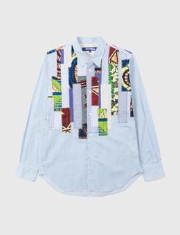 Junya Watanabe Junya Watanabe Patchwork Shirt