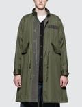 Sacai Cotton Mods Coat Picture