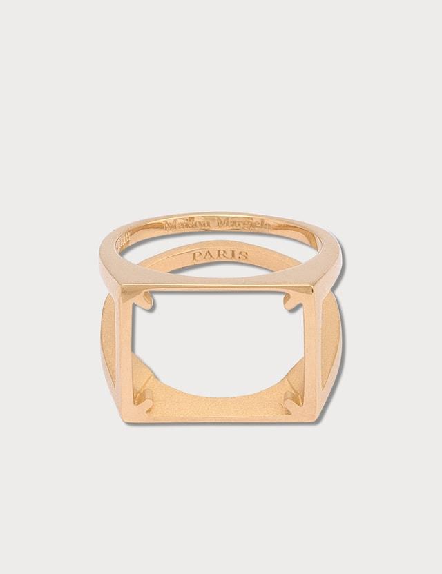 Maison Margiela Décortiqué Silver Ring