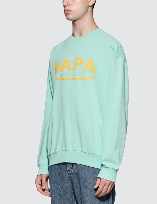 Napapijri Silver Logo Sweatshirt