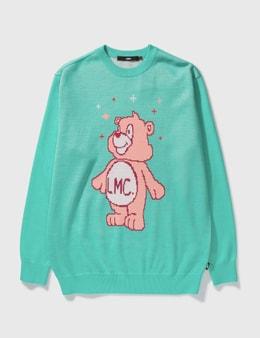 LMC LMC Bear Knit Sweatshirt