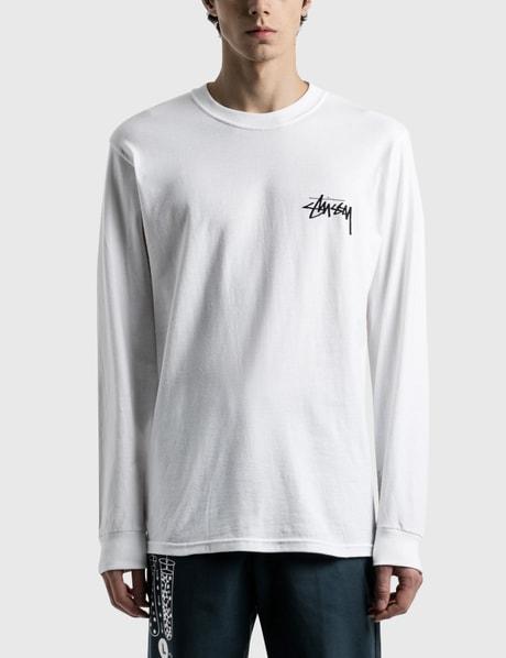스투시 Stussy Ocular Long Sleeve T-Shirt