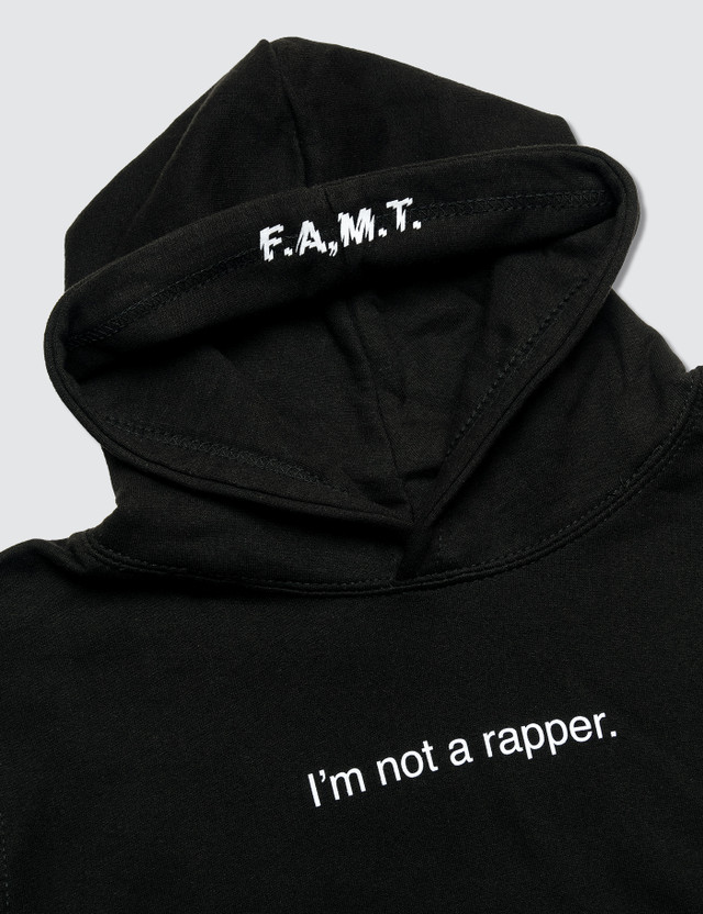 F.A.M.T. Kids' I'm Not A Rapper. Hoodie
