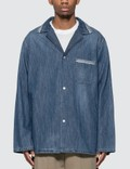 Maison Margiela Pyjama Denim Shirt Jacket Picture