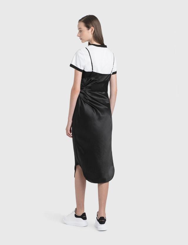 Alexander Wang.T Cami Midi Dress Black Women