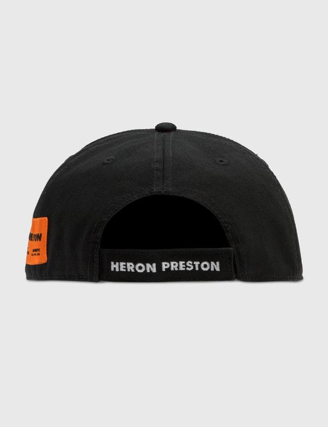 Heron Preston Logo Print Cap