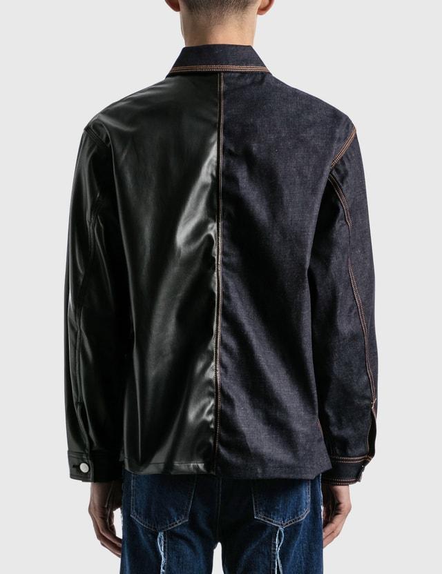 JieDa Switching Cover All Jacket Black Men