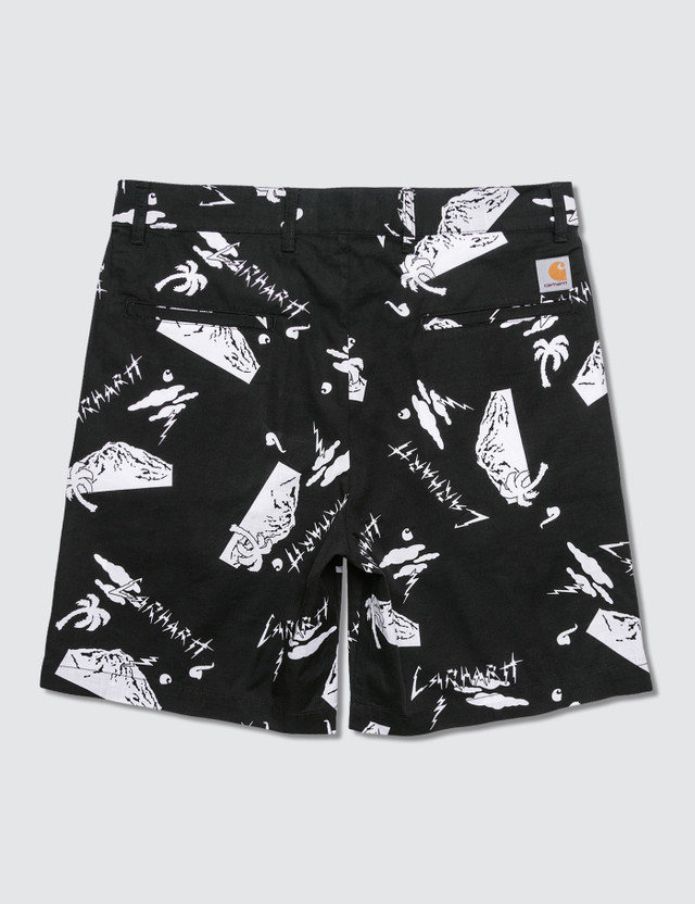 Carhartt Work In Progress Anderson Solid Shorts