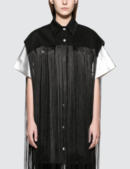 MM6 Maison Margiela Gilet Denim Shirt