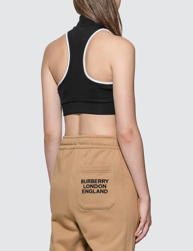 Burberry Tay Cropped Tank Top
