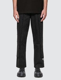 Sankuanz Logo Print Relax Pants