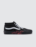 Vans Flame Cut Out Sk8-mid Reissue Picutre