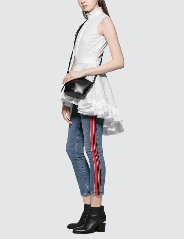 Alexander McQueen Mini Bucket Cross Body Bag