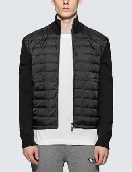 몽클레어 Moncler Zipped Down Jacket