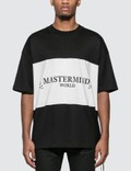 Mastermind World Panelled Logo T-Shirt Picture