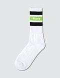 Stussy Stripe Sp18 Crew Socks Picture