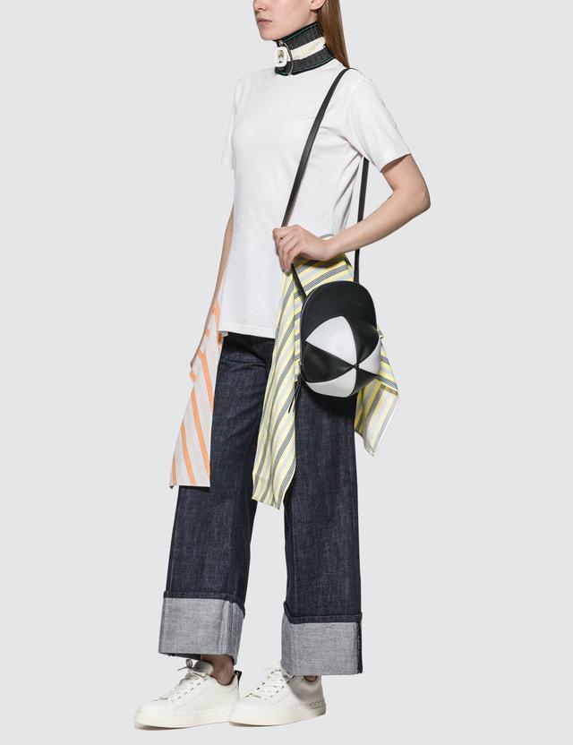 JW Anderson Handkerchief Drape T-shirt