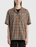 Burberry Kiera Short Sleeve Shirt Picutre
