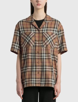 Burberry Kiera Short Sleeve Shirt