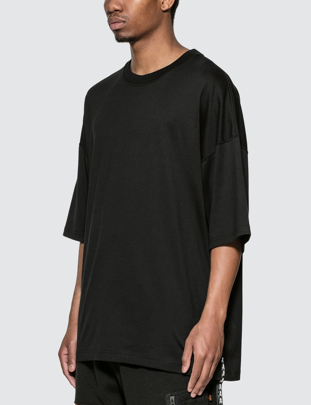 Mastermind World Skull Stripe Oversized T-shirt