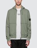 Stone Island Zip Up Hoodie Picture