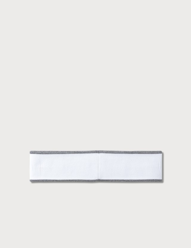 Burberry Logo Intarsia Wool Blend Headband